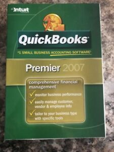 Quick Books - Never Used