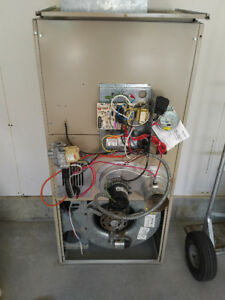 Used Lennox 60,000 BTU gas furnace