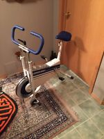 Heavy duty exercise bike, Great condition