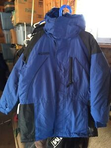 Boys Columbia winter jacket 10-12