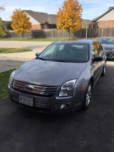 2007 Ford Fusion SEL V6 AWD, Leather, Sunroof, Safety
