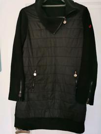 Womens jacket size M unusual
