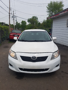 2010 Toyota Corolla, CE, A/C, Automatique, 100K  for Export !