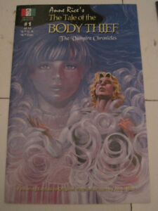 Anne Rice's Tale of the Body Thief#'s 1-4 comic book