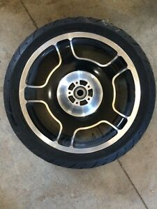 """18"""" rim and tire"""