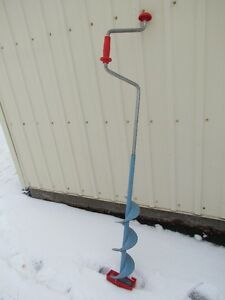 Ice-fishing Augers Cornwall Ontario image 1