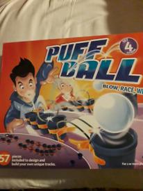 Puff Ball Game