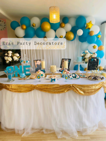 1st birthday decoration first birthday party event decorator backdrop