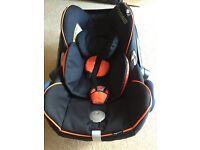 Maxi-cost cabriofix car seat