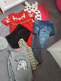 Girls clothes 6/7 TU ,George , Next