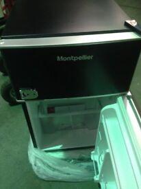NEW! Montpellier MAB2030K Retro Fridge Freezer - Shop Soiled
