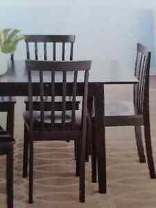 Like new 5 piece Dining room set Moose Jaw Regina Area image 1