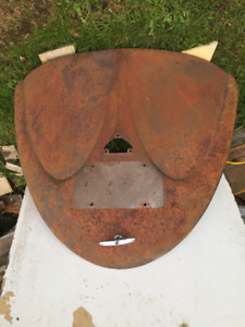 1953-55 Volkswagen Engine Hood/Trunk Lid