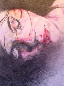 """Drained"" (Coloured Pencil Drawing) Windsor Region Ontario image 1"