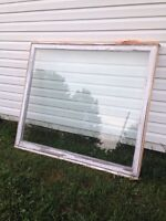 4' high 5' wide thermal window