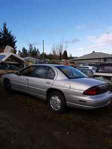 1995 Chevy Lumina 3.1L V6 Williams Lake Cariboo Area image 2