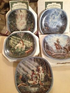 Vision of the Sacred Plate Collection-Bradford Exchange