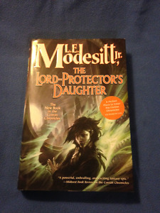The Lord-Protectors Daughter by L.E Modesitt Jr