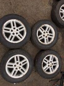 """Land Rover alloys 18"""""""
