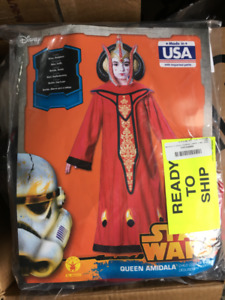 Queen Amidala Star Wars 8 y.o. / Desguisement Queen Amidala 8 an