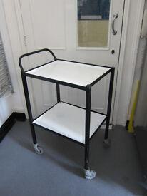 Metal Tea Trolly/Projector Cart