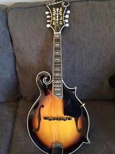 Alabama F-style mandolin for sale. Excellent condition!