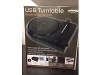 USB Turntable £10