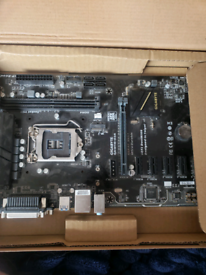 H110-d3a mining motherboard