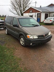 2004 Chevrolet Sportvan Minivan, Van