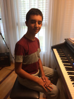 Piano Lessons for Beginners in Aurora – Victor Stanica