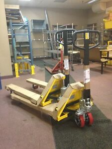 New Hand Pallet Truck TSP5500- reduced price!!