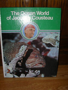 The Ocean World of Jacques Cousteau 20 volume set encyclopedia Windsor Region Ontario image 7