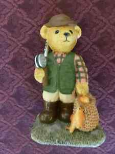 "Avon Collectible Figurine ""Fisherman Dad"""
