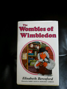 The Wombles of Wimbledon hardcover