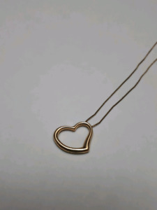 Necklace and Locket for Valentine's day!