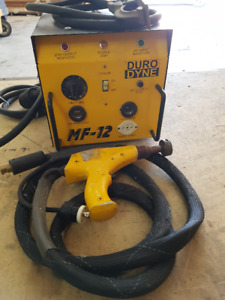 Used Duro Dyne Model MF-12 insulation Pin spotter