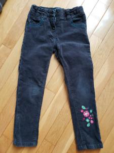 Pantalon fille Souris mini 5 ans
