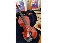 Primavera Mayflower Violin 1/4 Size