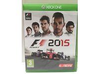 Formula 1 2015 Game XBOX ONE