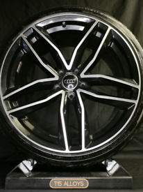 🔥20″ Audi RS6 Alloy Wheels 🔥