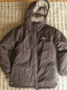 North Face 550 Goose Down Girl's winter parka