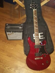 PRS Santana Electric Guitar & Traynor Amp For Sale