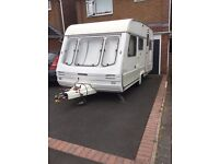 Swift Rapide gxl 5 berth caravan