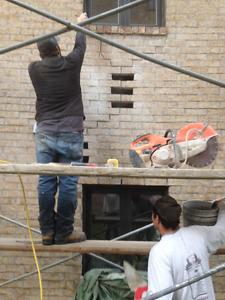Maçonnerie lc , brique, Pierre, bloc West Island Greater Montréal image 7