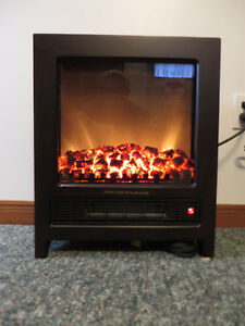 Portable Heater Fireplace