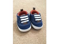 Newborn Disney tigger shoes