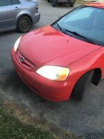Honda Civic in very good condition.