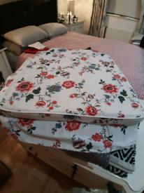 3 ikea Bar stool cushions