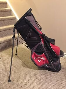 Callaway Hyper-Lite 5 Golf Bag Cambridge Kitchener Area image 1