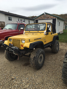 1989 Jeep TJ Other